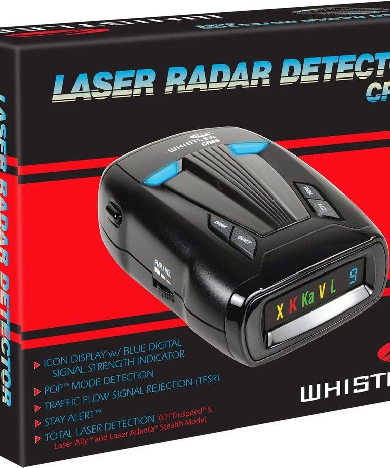 WHISTLER WHISTLER CR65 RADAR DETECTOR