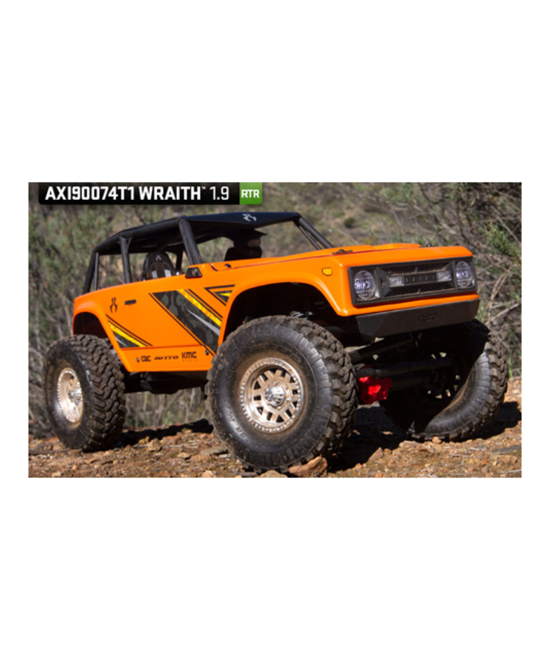 AXIAL AXIAL-WRAITH 1.9 4WD RTR