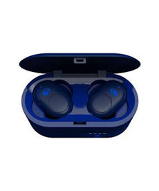 SKULLCANDY PUSH BLUE