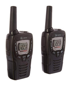 COBRA 25 MILE WALKIE TALKIE