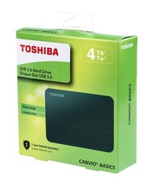 TOSHIBA 4TB HARD DRIVE