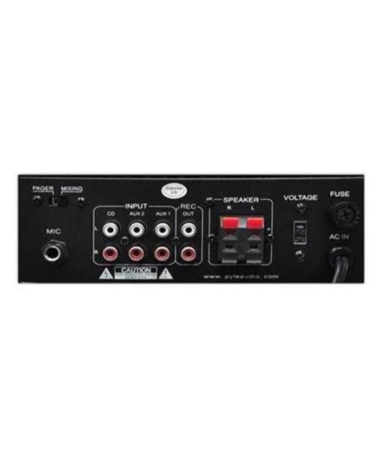 PYLE PYLE 40W X 2 MINI STEREO AMP