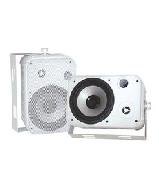 PYLE 6.5IN INDOOR/OUTDOOR WATERPROOF SPEAKERS