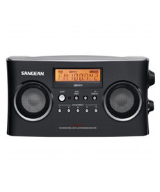 SANGEAN DIGITAL STEREO RECEIVER W/ AM/FM RADIO