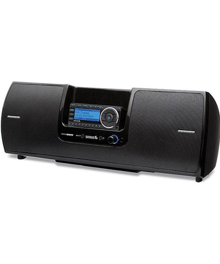 SIRIUS Dock & Play Radio Boom Box