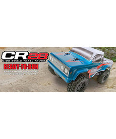 TEAM ASSOCIATED CR28 RTR TRUCK