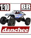 DANCHEE DANCHEE RIDGEROCK 1/10 SCALE ROCK CRAWLER