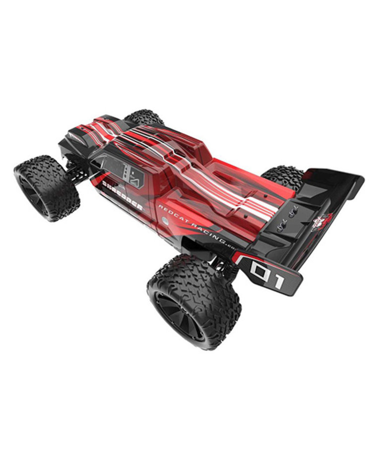 REDCAT SHREDDER 1/6 SCALE BRUSHLESS ELECTRIC MONSTER TRUCK