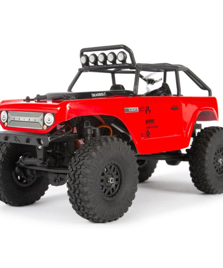 AXIAL SCX24 DEADBOLT 4WD