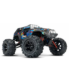 TRAXXAS 1/16 Scale 4WD SUMMIT Monster Truck