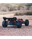 ARRMA 1/8 TYPHON 6S V5 4WD BLX Buggy with Spektrum Firma RTR, Black