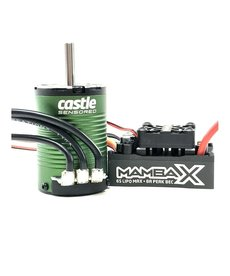 CASTLE CREATIONS MAMBA XSCT PRO 1410 BRUSHLESS 3800KV 5MM SHAFT