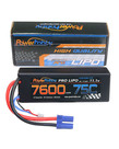 Power Hobby 7600MAH 11.1V 3S 75C LIPO BATTERY WITH HARDWIRED XT90 CONNECTOR