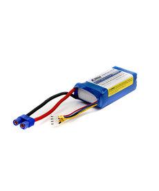 E-FLITE 1300MAH 3S 11.1V 20C LIPO