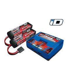 TRAXXAS Battery/ Charger Pack 2990