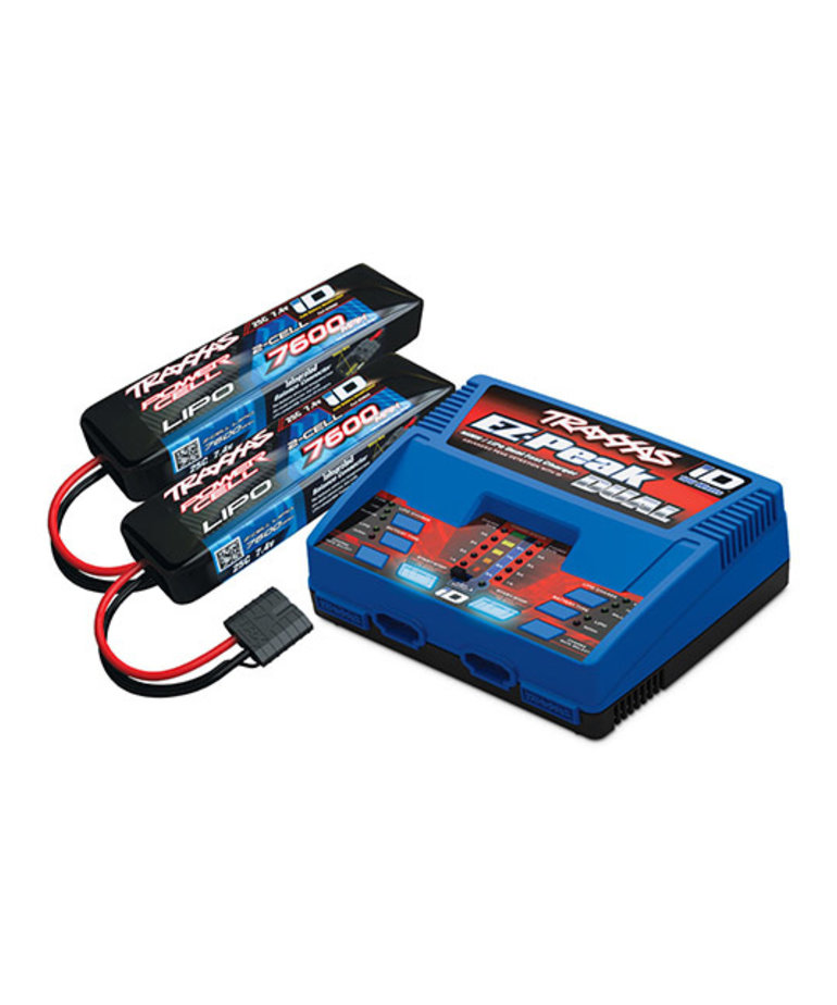 TRAXXAS Battery/ Charger Pack 2991