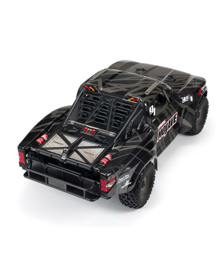 ARRMA MOJAVE 1/7th 4wd EXtreme Bash Roller Black