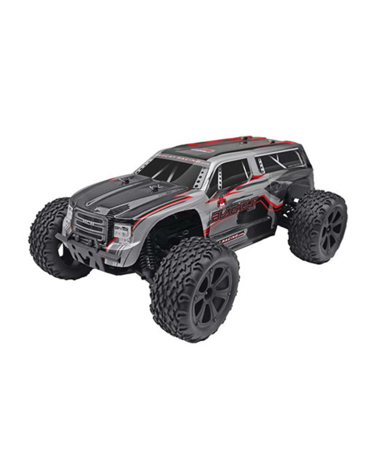 REDCAT BLACKOUT™ XTE PRO 1/10 SCALE BRUSHLESS ELECTRIC MONSTER TRUCK SILVER