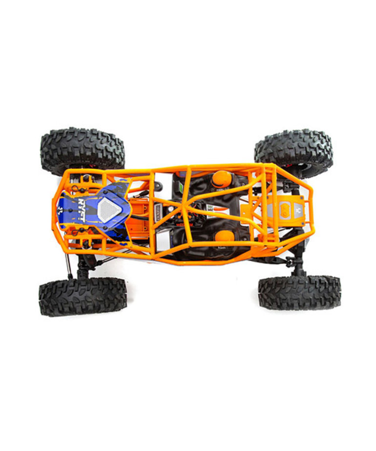 AXIAL 1/10 RBX10 Ryft 4WD Brushless Rock Bouncer RTR, Orange