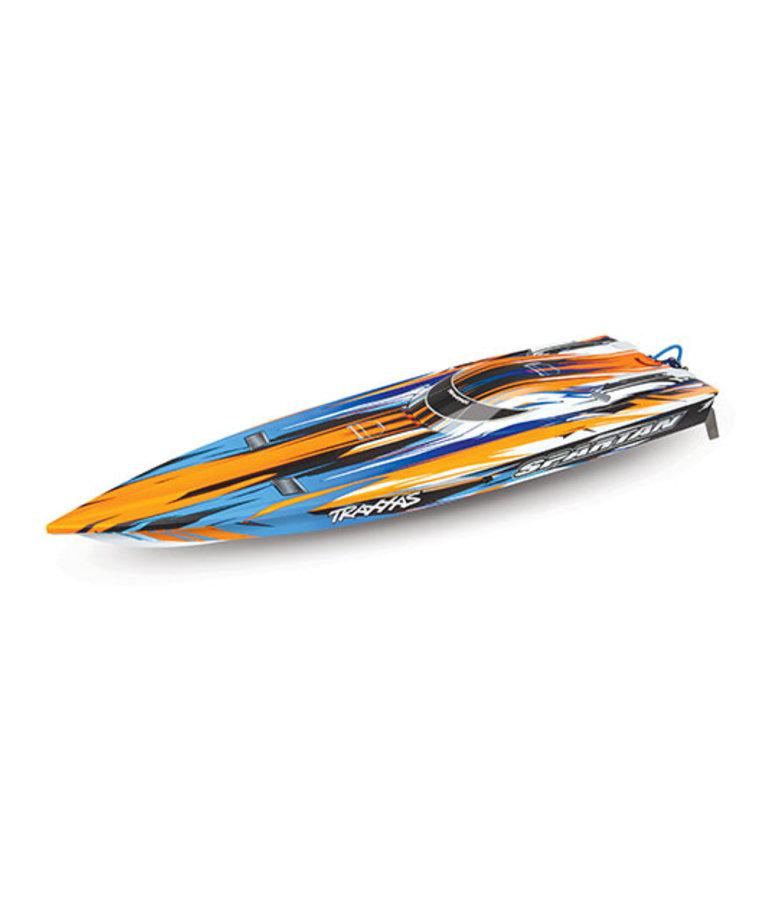 "TRAXXAS Spartan Brushless 36"" Boat"