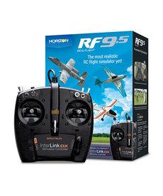 RealFlight 9.5 Flight Simulator with Interlink Controller