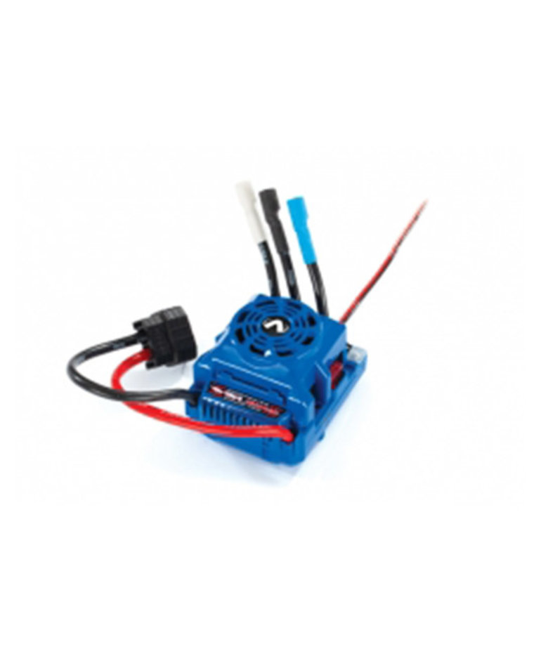 TRAXXAS VELINEON VXL-4S HIGH OUTPUT ELECTRONIC SPEED CONTROL, WATERPROOF (BRUSHLESS) (F