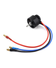 370 Brushless Motor, 1300Kv with 3.5mm Bullet Connectors
