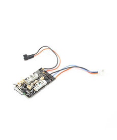 6-Ch DSMX Brushless ESC/Receiver with AS3X & SAFE