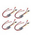 FPVDRONE 5A ESC BRUSHED SPEED CONTROLLER DUAL WAY BIDIRECTIONAL ESC 2S-3S LIPO F