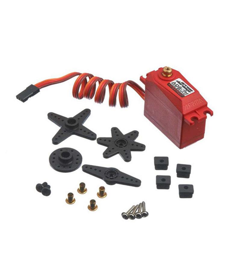 AR390136 ADS-7M V2 6.5KG WATERPROOF SERVO, RED