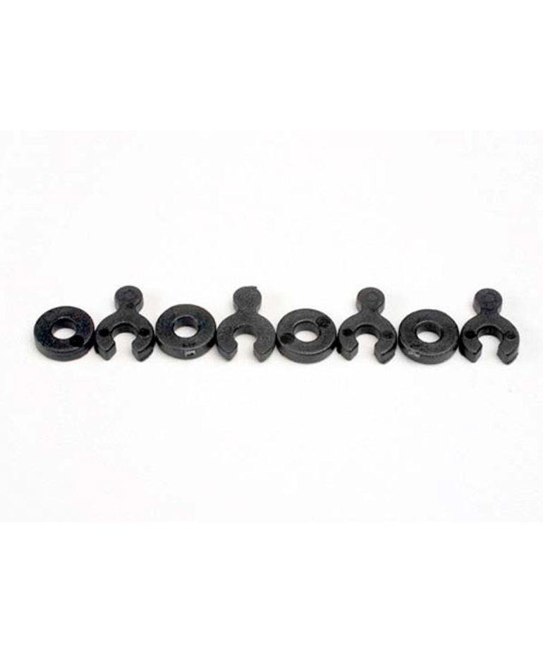 TRAXXAS CASTER SPACERS (4)