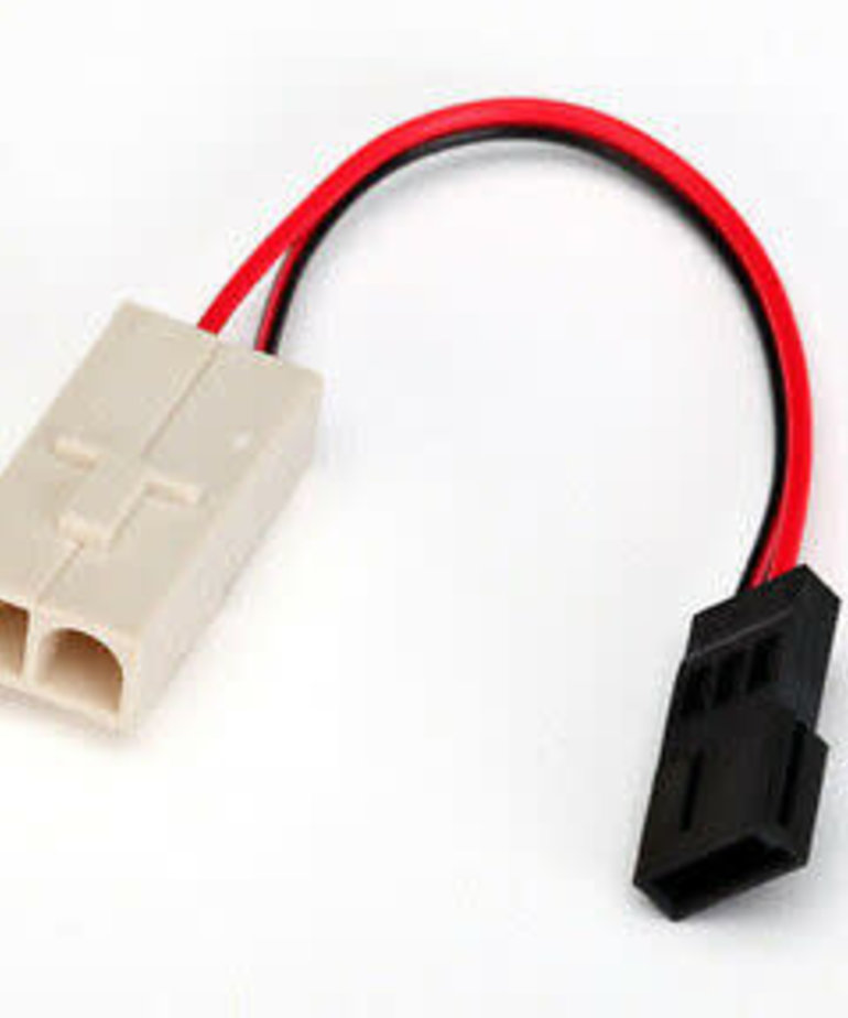 TRAXXAS ADAPTER, MOLEX TO TRAXXAS® RECEIVER BATTERY PACK (FOR CHARGING) (1)