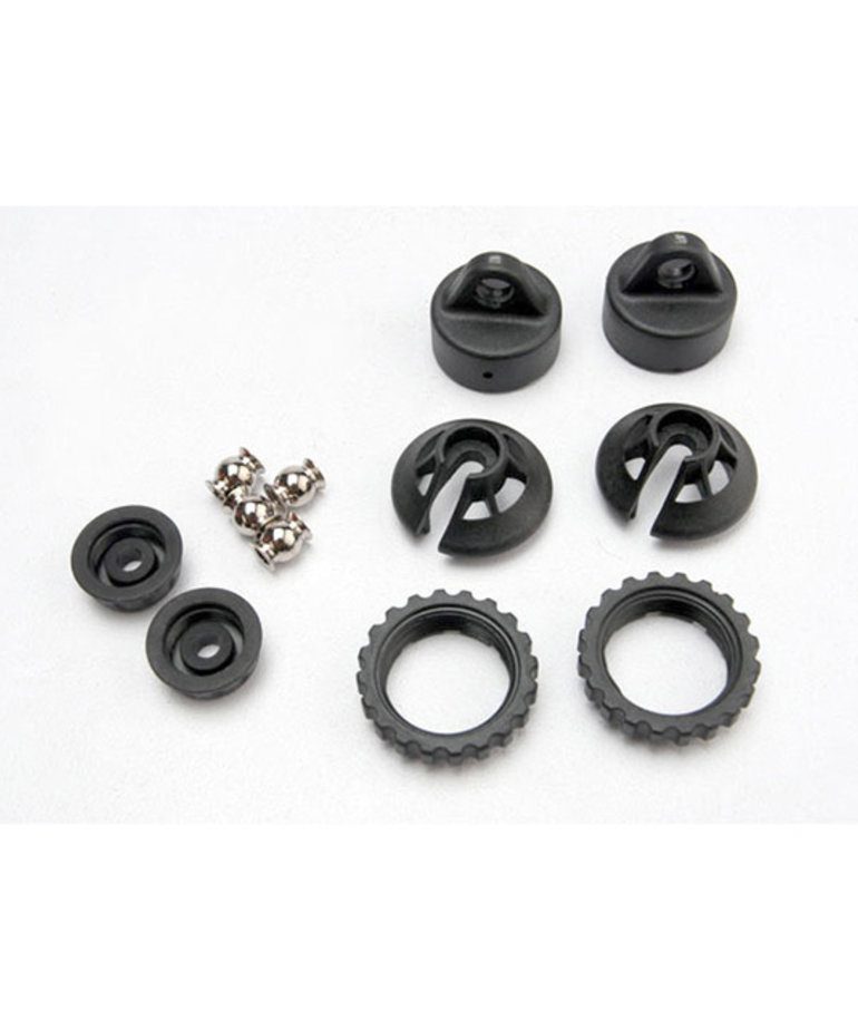 TRAXXAS CAPS/ SPRING RETAINERS