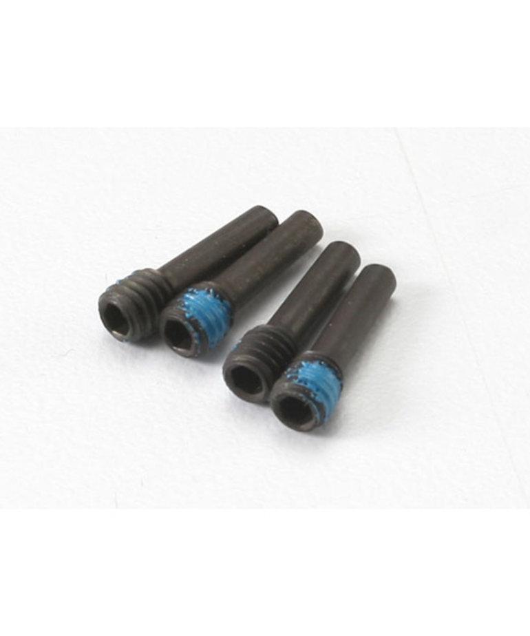TRAXXAS SCREW PINS, 4X13MM (WITH THREADLOCK) (4)