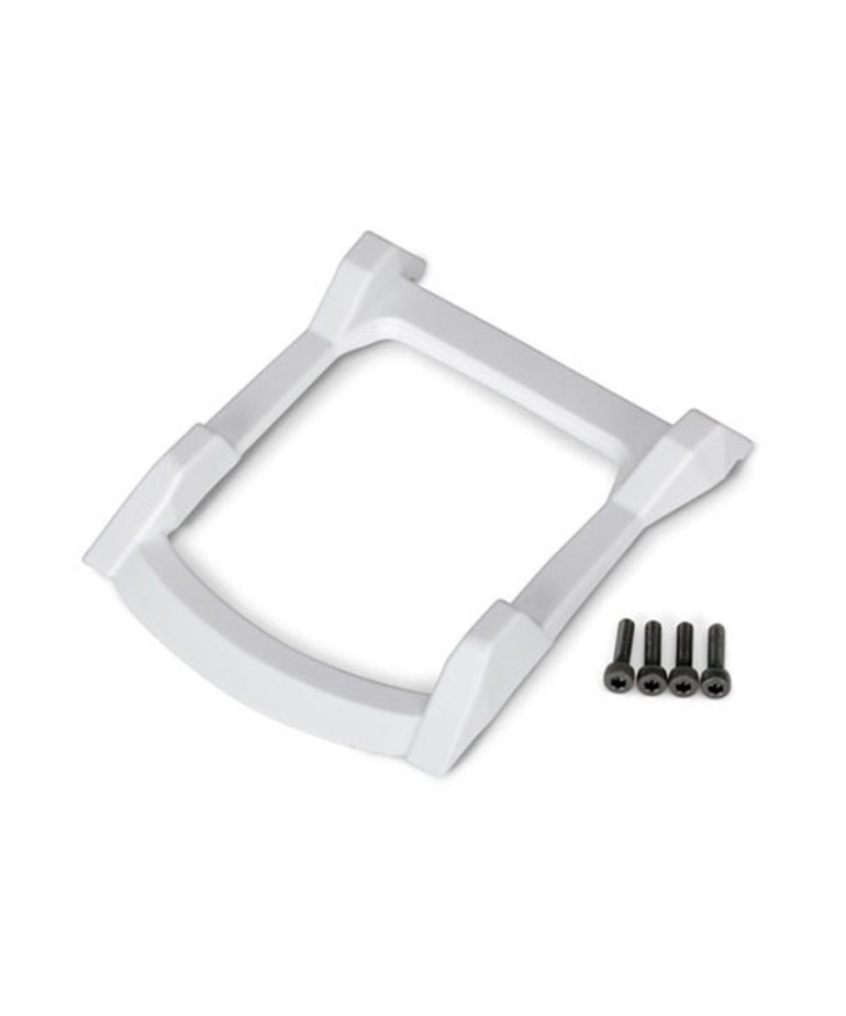 TRAXXAS BODY ROOF SKID PLATE WHITE