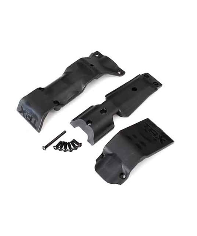 TRAXXAS SKID PLATE SET FRONT/REAR