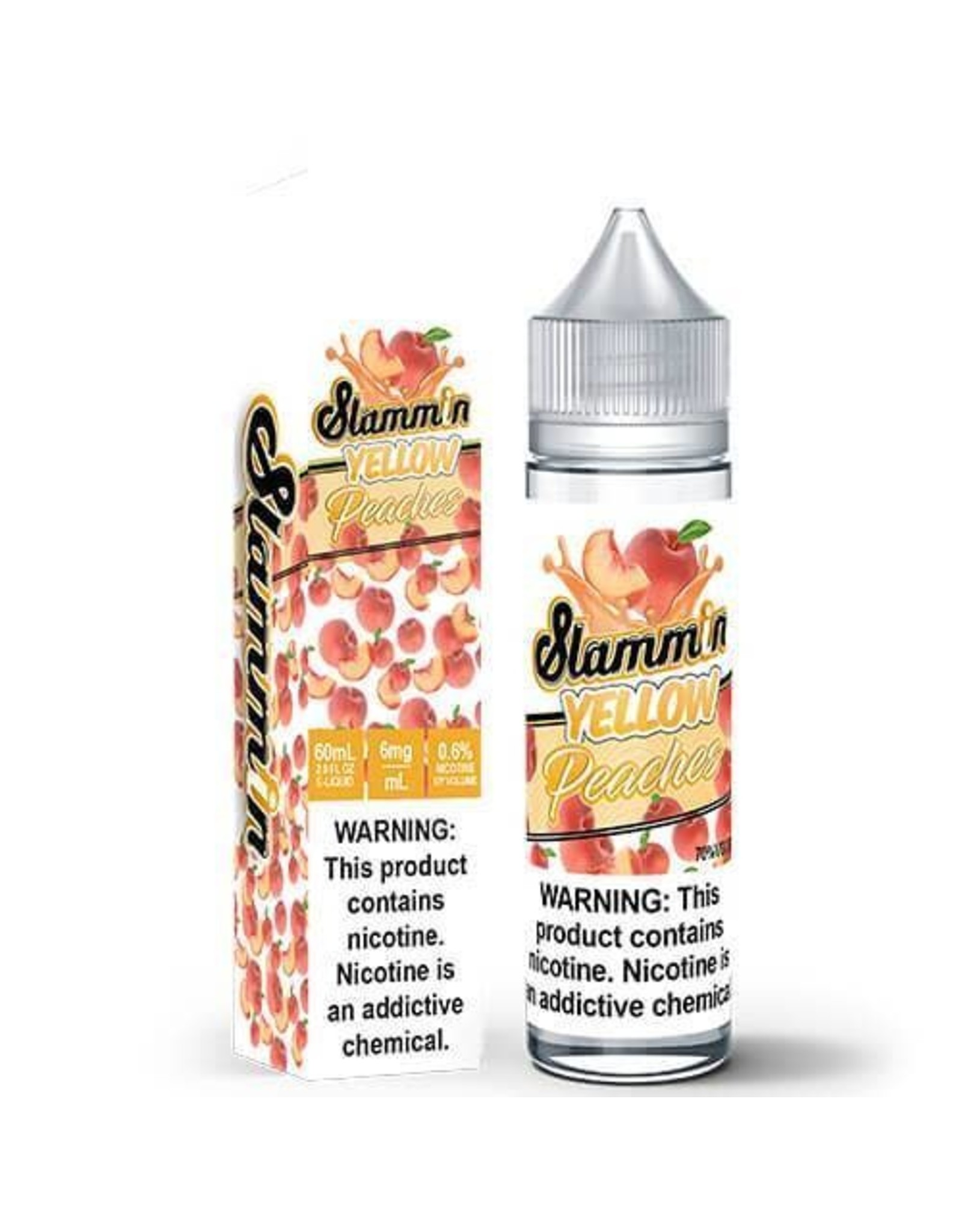 Burst E-liquid Slammin