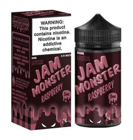 Jam Monster Jam Monster Raspberry 100 ML 6 MG
