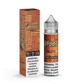 Burst E-liquid Bacco Nuts 60 ML 6 MG