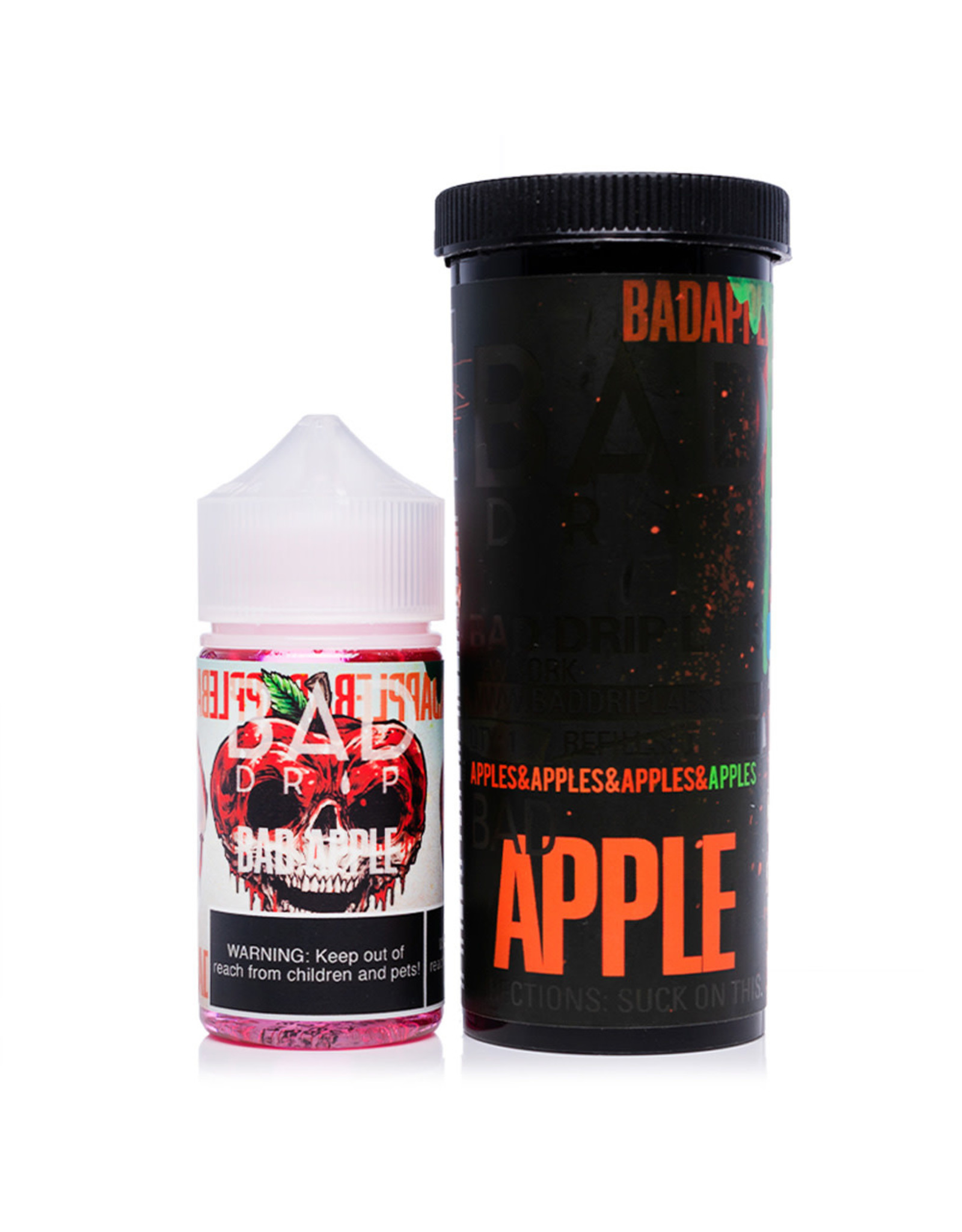 Bad Drip Juice Co. Bad Drip Juice Co. Bad Apple 60 ML 0 MG