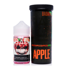 Bad Drip Juice Co. Bad Drip Juice Co. Bad Apple 60 ML 0 MG