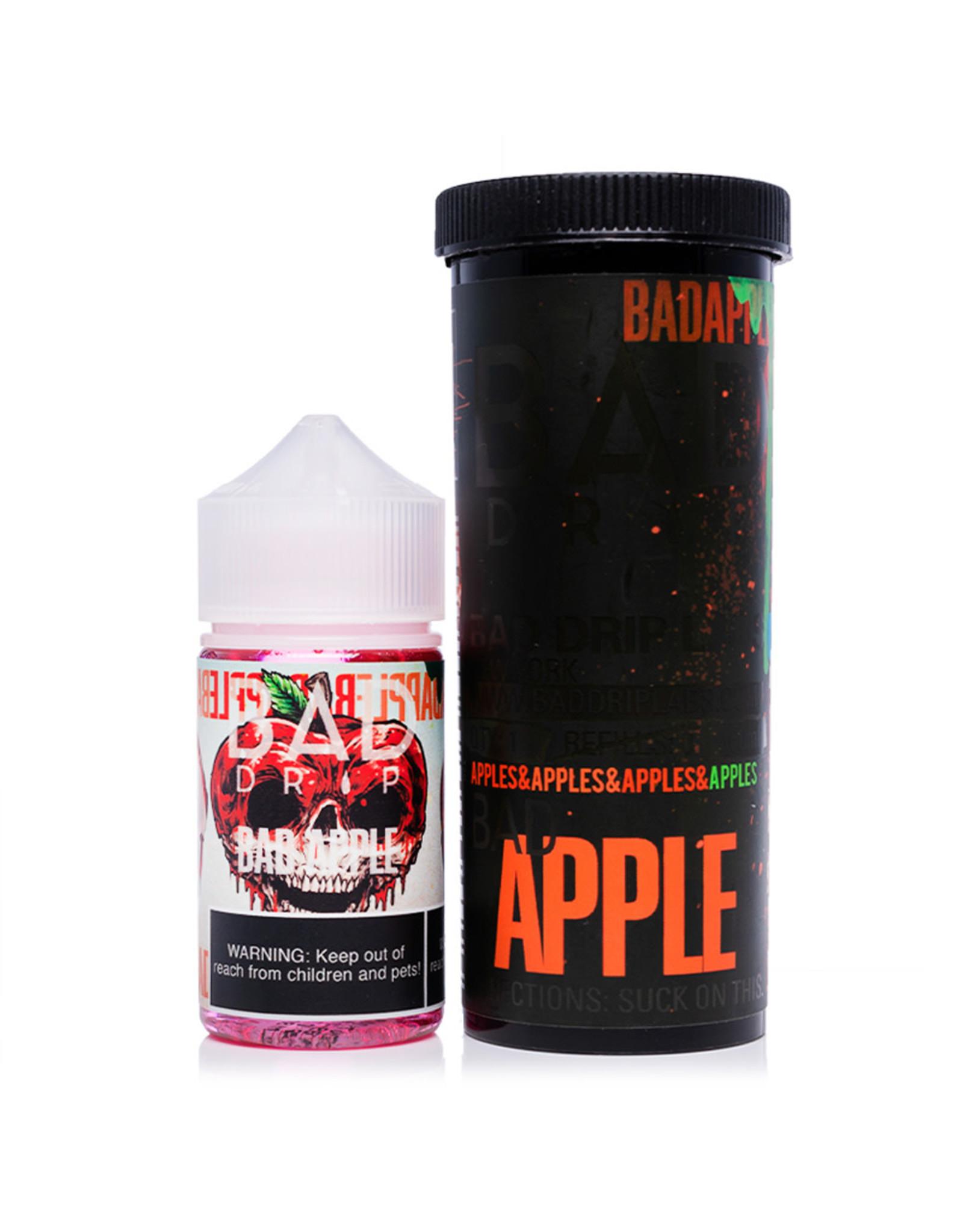 Bad Drip Juice Co. Bad Drip Juice Co. Bad Apple 60ml 6mg