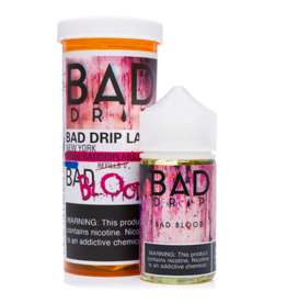 Bad Drip Juice Co. Bad Drip Juice Co. Bad Blood 60 ML 3 MG