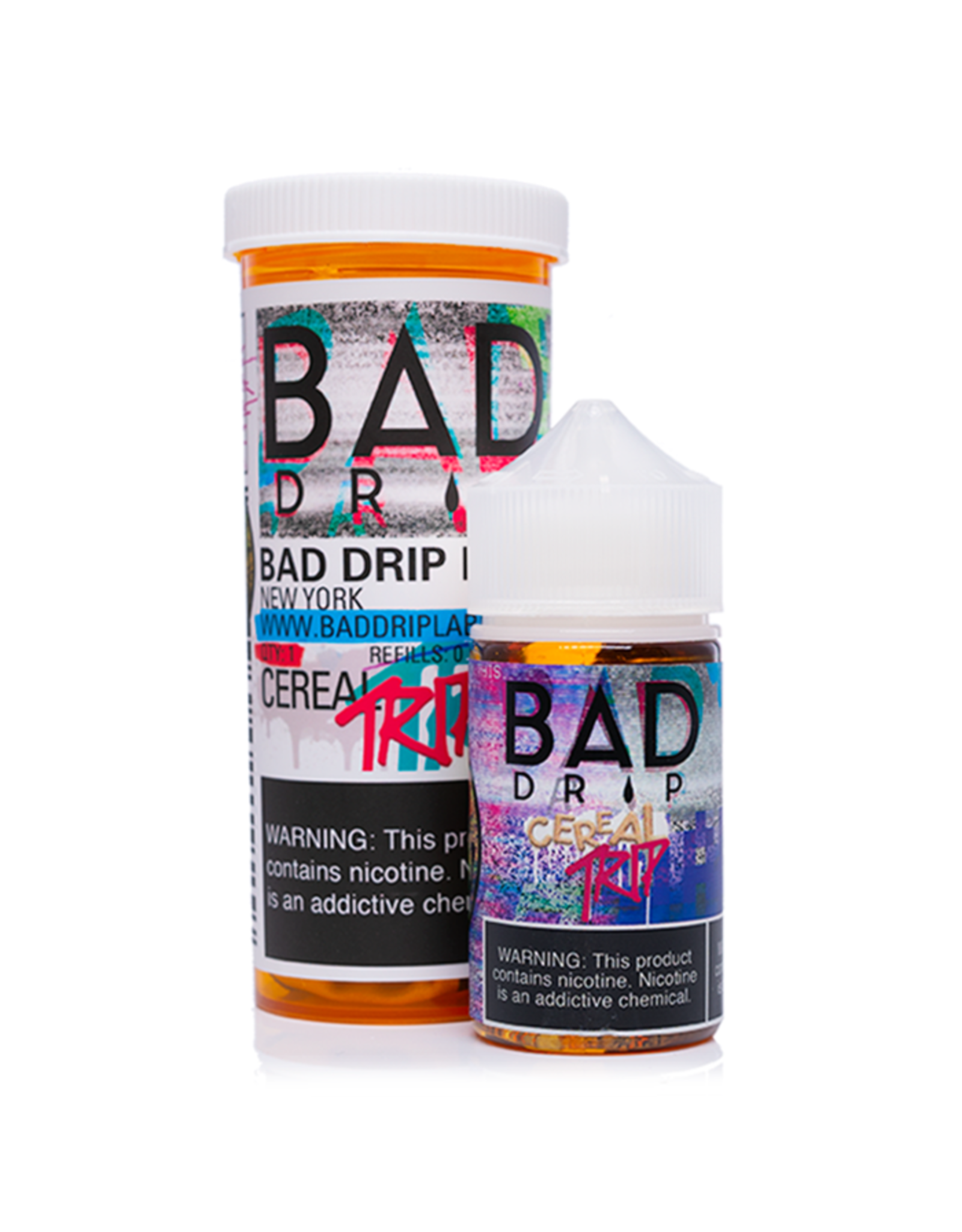 Bad Drip Juice Co. Bad Drip Juice Co. Cereal Trip 60ml 3mg