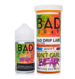 Bad Drip Juice Co. Bad Drip Juice Co. Don't Care Bear 60 ML 0 MG
