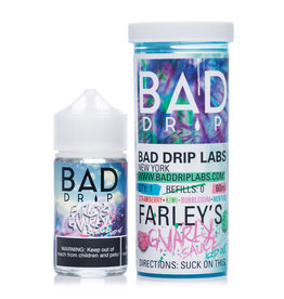 Bad Drip Juice Co. Bad Drip Juice Co. Farley's Gnarly Sauce Ice'd Out 60 ML 3 MG