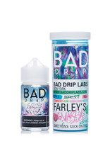Bad Drip Juice Co. Bad Drip Juice Co. Farley's Gnarly Sauce Ice'd Out 60 ML 6 MG