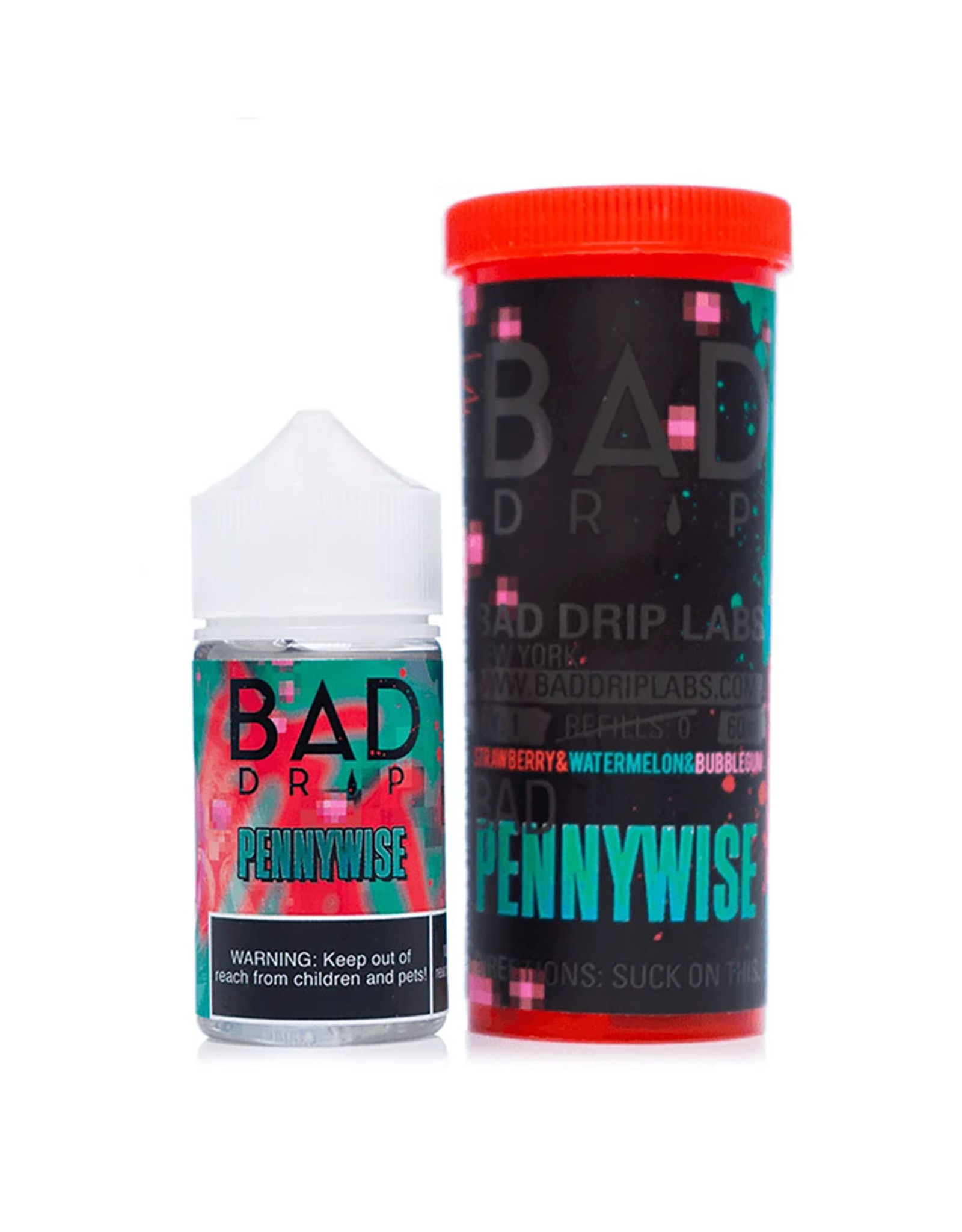Bad Drip Juice Co. Bad Drip Juice Co. Pennywise 60 ML 0 MG