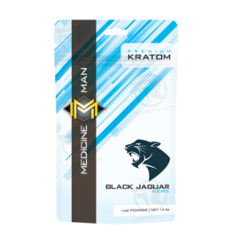 Medicine Man Kratom Black Jaguar 1/2oz Powder