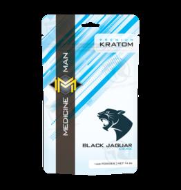 Medicine Man Kratom Black Jaguar 1/2oz Powder 12pk